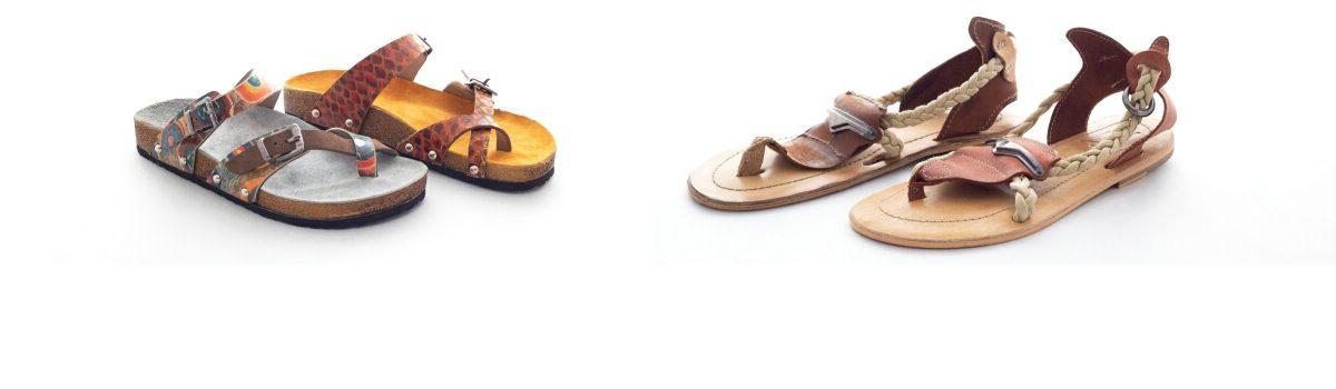 özgün kemer sandalet hanmade sandals belts manufacturer