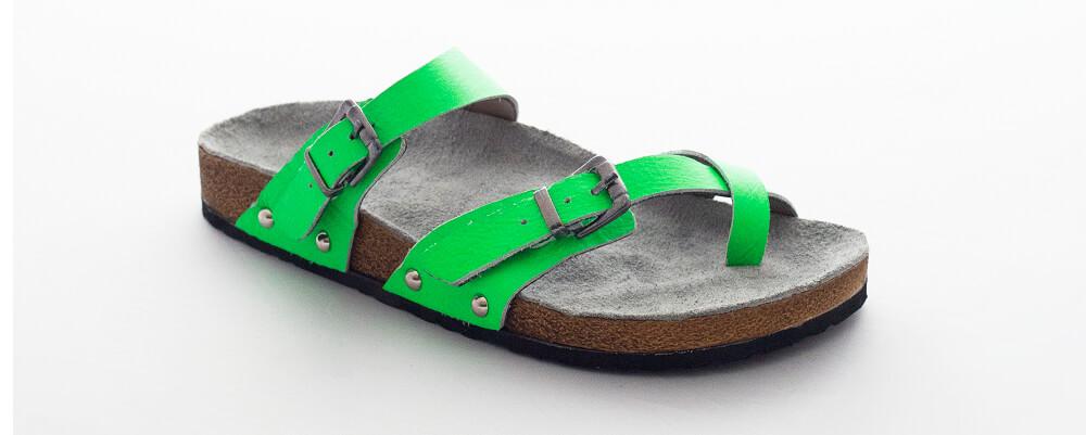 el yapımı sandalet